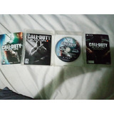Call Of Duty Combo Pack(call Of Duty 1 Y 2), Ps3