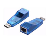 Adaptador Convertidor Usb 2.0 Lan Red Rj45 Ethernet Tarjeta
