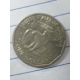 Moneda Americana Un Dollar