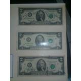 Billetes De Dos
