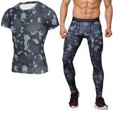 Conjunto De Ropa Deportiva Para Hombres (suéter Y Pantalón)
