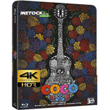 Pelicula Coco (2017) 4k 2160p Entrega Inmediata Digital