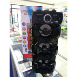 Corneta Ch-753 Karaoke Bluetooth Negro  8 X 26,50 C/u