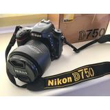 Nikon Camera D750
