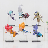 6 Figuritas De Dragonball Por $30 Dragon Ball