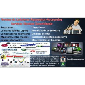 Venta De Repuestos De Celulares Y Servicio Técnico