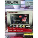 Reproductor Con Dvd Pioneer 2 Din Pantalla Tactil Avh 295bt