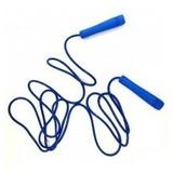 Cuerda De Saltar Weston Pvc Azul