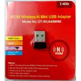 Wifi 450 M Wireless-n Mini Adaptador Usb
