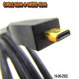 Cable Hdmi A Micro Hdmi 1.8m