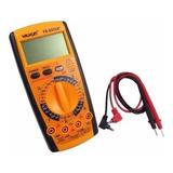 Multimetro Digital Ya Xun Yx-9205 Continuidad Resistencia Co