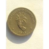 Moneda Antigua De America Cuartillo