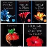 5 Libros Pideme Lo Que Quieras/saga/ Megan Maxwell Pdf