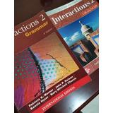Libros De Inglés:interactions 2 Grammar (1ra Y 4ta Edición)