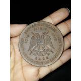 Medalla En  Grand Consistory Lovisiana 32  Año 1913