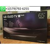 Lg Oled65c9 65  Oled 4k Tv - 2019 Model