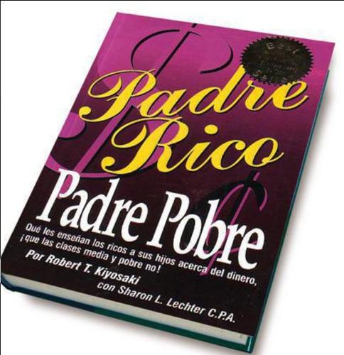 Audiolibro Padre Rico Padre Pobre
