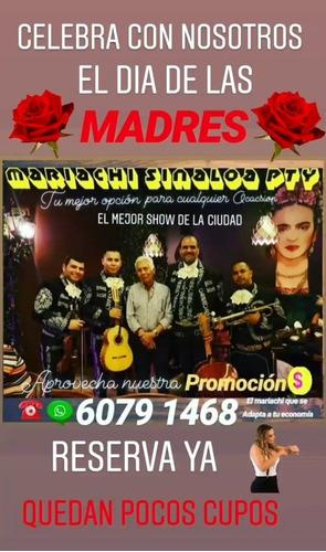 Mariachi Sinaloa Pty. Telf. 60791468