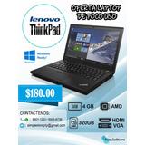 Laptops Lenovo Economicas