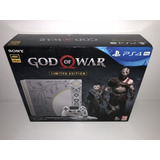 Ps4 Pro God Of War Limited Edition 1 Tb