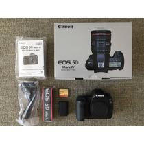 Brand New Canon 5d Mark Iv Full Lens
