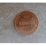 Moneda De Centavo No.mint Mark