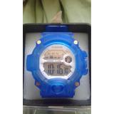 Reloj Led Unisex Resistente Al Agua