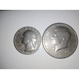 Vendo Monedas Antiguas De 1965 Y 1971