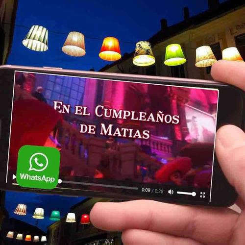 Invitacion En Video Coco Androi Video Tarjeta Con Foto