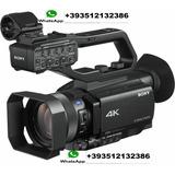 Brand New Sony Hxr-nx200 4k Camcorder.