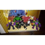 Figuras Super Héroes Playskool Avengers