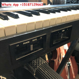 Vintage Elka Elkapiano 88 Electric Piano Suitcase Analog Key