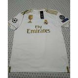 Real Madrid Camisa 2019 2020