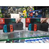 Nintendo Switch+ 4 Juegos + Estuche+ Mando