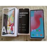 Samsung Galaxy A71, 128gb + 6gb De Ram, Nuevo! Unlocked