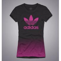 Sueter/franelas De Damas adidas, Nike Mayor Y Detal