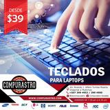 Teclados De Laptops Todos Los Modelos