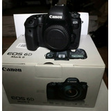 Canon Eos 6d Mark Ii 26.2mp