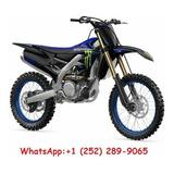 2021 Yamaha Yz450f Monster Energy Yamaha Racing