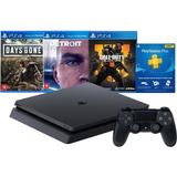 Playstation 4 Pro Ps4 1tb +3 Juegos Original Nuevo