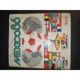 Albunm Copa Del Mundo México 86 100% Completo
