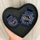Reloj Casio G-shock Y Baby-g Parejas