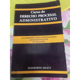 Libro De Derecho Procesal Administrativo