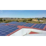 Instalacion Y Paneles Solares De Fabricación De 320watts