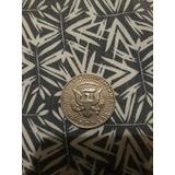 Moneda Americana De Un Peso De 1972 D,fg