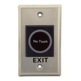 Sac 003 Botón De Salida No Touch Siera