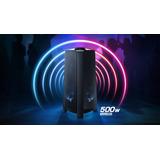 Bocina Samsung Mx-t50 Dynamic Bass Led Party
