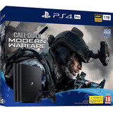 Ps4 Pro Call Of Duty Modern Warfare (12 Meses De Garantía)