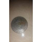 Moneda De Omar Torrijo 1984