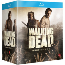 Serie Walking Dead Completa Entrega Inmediata Digital